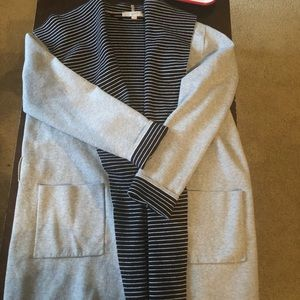 Ann Taylor LOFT cardigan or sweater coat